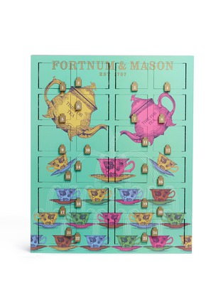 Main View - Click To Enlarge - FORTNUM & MASON - Rare tea advent calendar