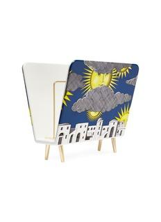 Fornasetti Sole di Capri magazine rack