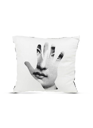 Main View - Click To Enlarge - FORNASETTI - Mano pillow