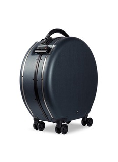OOKONN Round carry-on spinner suitcase – Dark Green