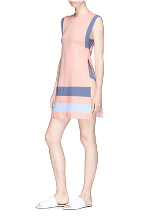 Figure View - Click To Enlarge - Flagpole Swim - 'Jane' striped tunic