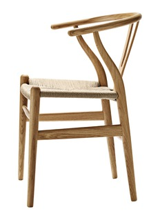 Carl Hansen & Son CH25 wishbone chair