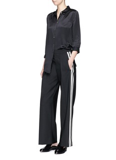 Equipment 'Essential' silk satin shirt