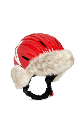 Main View - Click To Enlarge - Perfect Moment - 'Polar Star' ski helmet