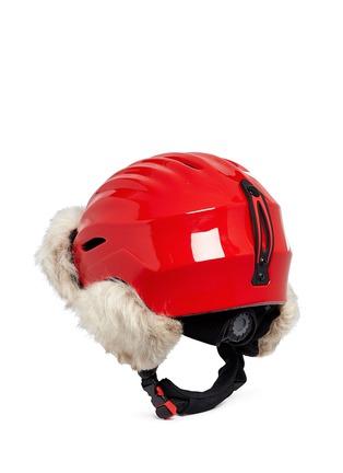 Figure View - Click To Enlarge - Perfect Moment - 'Polar Star' ski helmet