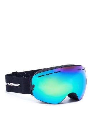 Figure View - Click To Enlarge - PERFECT MOMENT - 'Mountain Mission' ski goggles