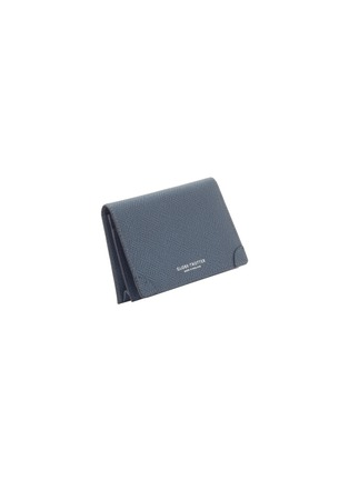 Main View - Click To Enlarge - GLOBE-TROTTER - Card holder – Navy