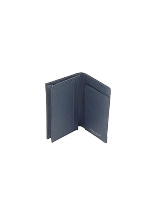 - GLOBE-TROTTER - Card holder – Navy