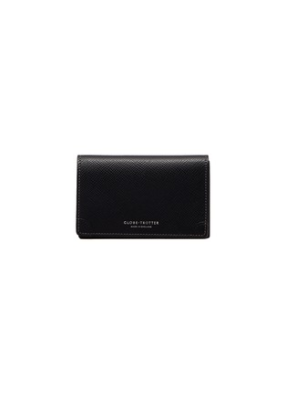 Main View - Click To Enlarge - GLOBE-TROTTER - Card holder – Black