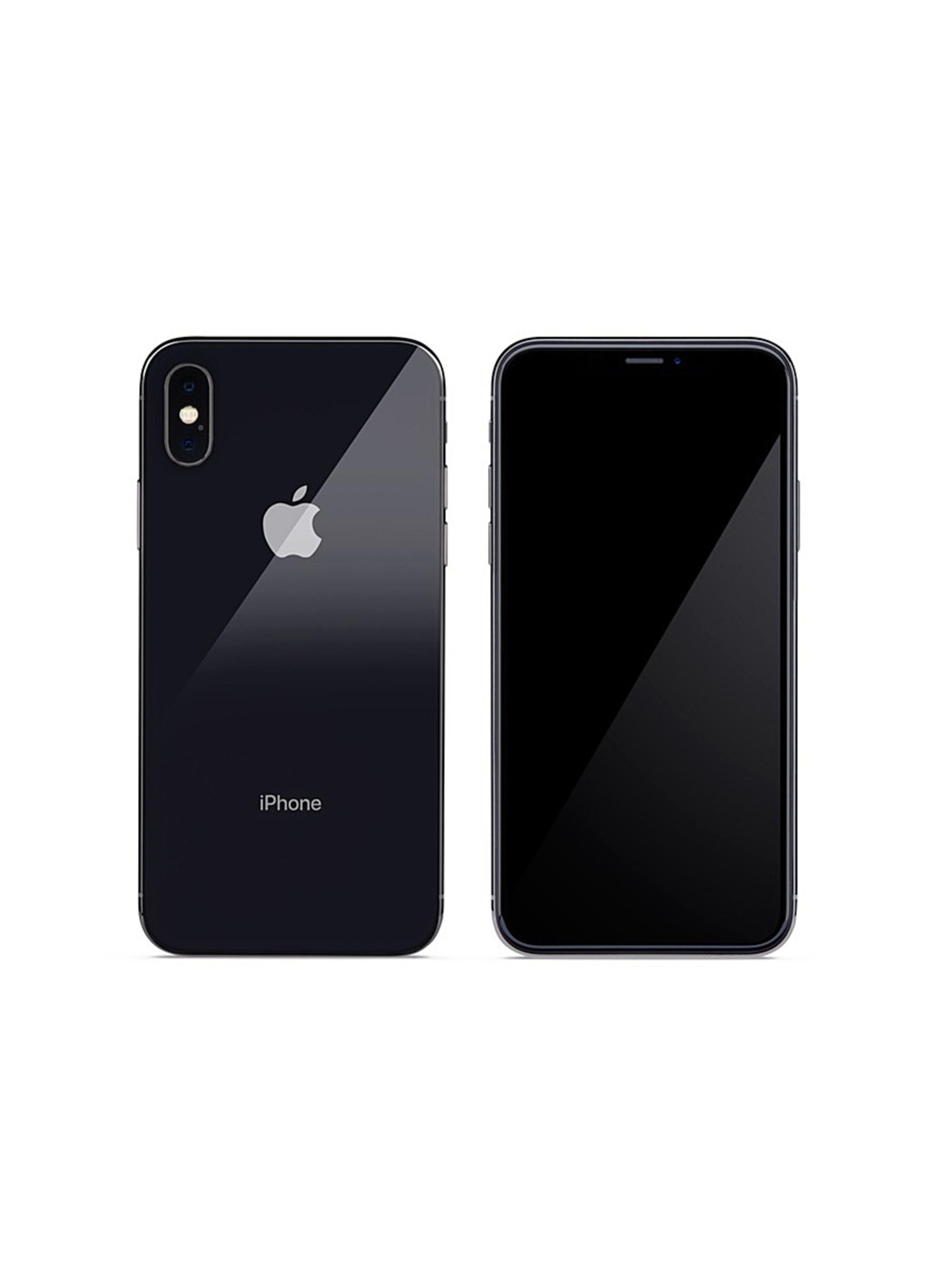 Apple Iphone X 256gb Space Grey Women Lane Crawford Native Union Eclipse Charger Fabric Slate Main View Click To Enlarge