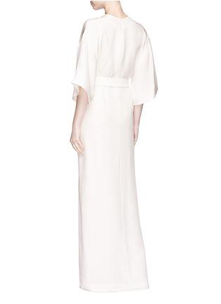 Figure View - Click To Enlarge - Elissa McGowan - 'Paradiso' belted kimono maxi dress