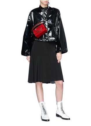 Figure View - Click To Enlarge - 3.1 Phillip Lim - Coated anorak