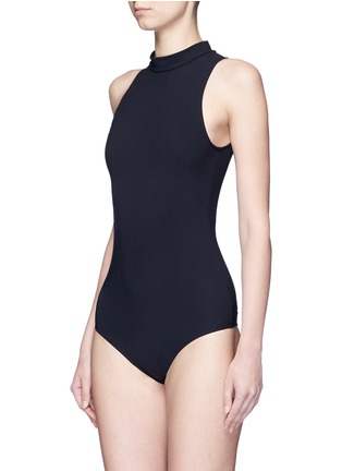 Front View - Click To Enlarge - Theory - 'Vohani' knit bodysuit