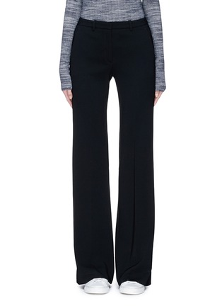 Main View - Click To Enlarge - Theory - 'Demitria' flared crepe pants