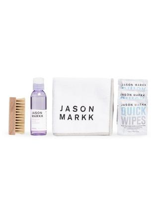 Main View - Click To Enlarge - JASON MARKK - Travel shoe cleaning set
