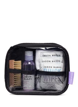 Figure View - Click To Enlarge - JASON MARKK - Travel shoe cleaning set
