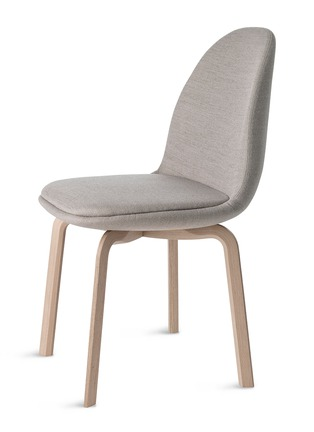 Main View - Click To Enlarge - Republic of Fritz Hansen - Sammen dining chair