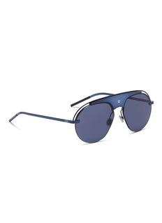 Dior 'Dio(r)evolution' acetate top bar metal aviator sunglasses