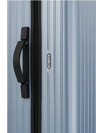 Detail View - Click To Enlarge - RIMOWA - Salsa Air Multiwheel® (Ice Blue, 65-litre)