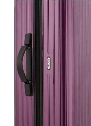 Detail View - Click To Enlarge - RIMOWA - SALSA AIR MULTIWHEEL® (ULTRA VIOLET, 65-LITRE)