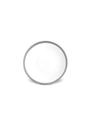 Main View - Click To Enlarge - L'OBJET - Soie Tressée dessert plate