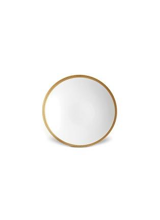 Main View - Click To Enlarge - L'OBJET - Soie Tressée soup plate