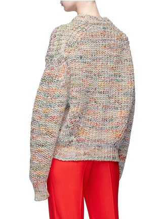 Back View - Click To Enlarge - ACNE STUDIOS - 'Zora' sweater