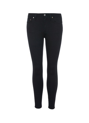 Main View - Click To Enlarge - Acne Studios - 'Climb' cropped skinny jeans