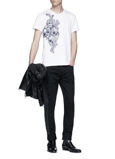 Alexander McQueen Slim fit jeans