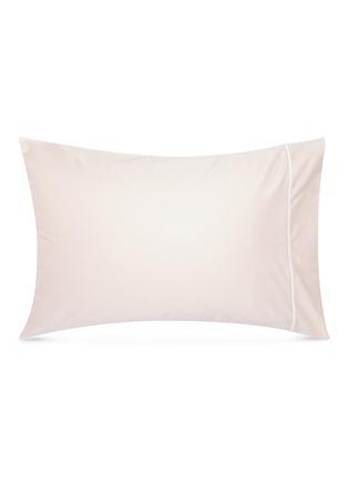 Main View - Click To Enlarge - LANE CRAWFORD - Contrast border pillowcase set –Pink