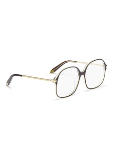 Victoria Beckham Acetate square optical glasses
