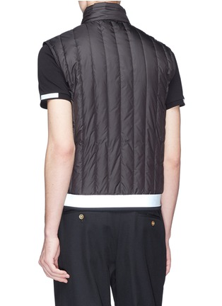 Back View - Click To Enlarge - Moncler - x Craig Green 'Alasia' reflective