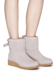 UGG 'Drew Sunshine' boots