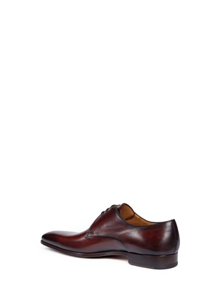 Detail View - Click To Enlarge - MAGNANNI - Leather Derbies
