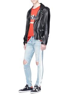 Amiri 'Track' ripped jeans