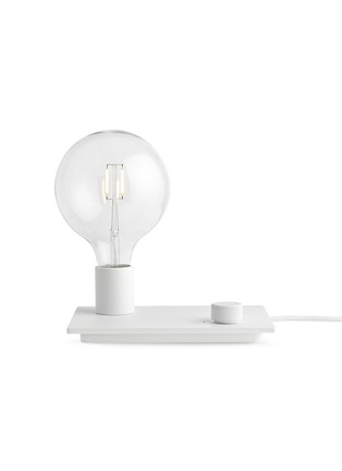 Main View - Click To Enlarge - MUUTO - Control table lamp – White
