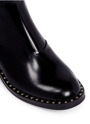 Detail View - Click To Enlarge - Ash - 'Winona' stud welt leather Chelsea boots