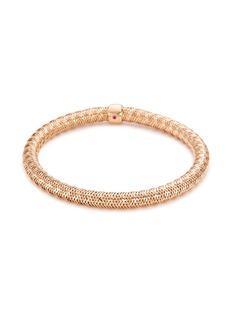 Roberto Coin 'Primavera' 18k rose gold bracelet