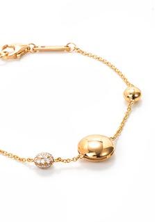Roberto Coin 'Colored Treasures' diamond 18k rose gold bracelet