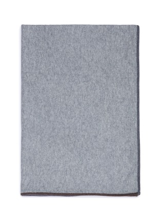 Main View - Click To Enlarge - OYUNA - 'Daya' Throw Soft – Grey