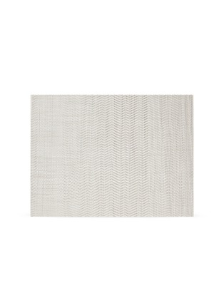 Main View - Click To Enlarge - CHILEWICH - Wave placemat – Grey