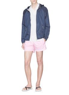 DANWARD Raglan windbreaker hoodie