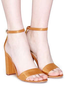 Sam Edelman 'Yaro' ankle strap satin sandals