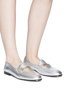 Sam Edelman 'Loraine' horsebit leather step-in loafers