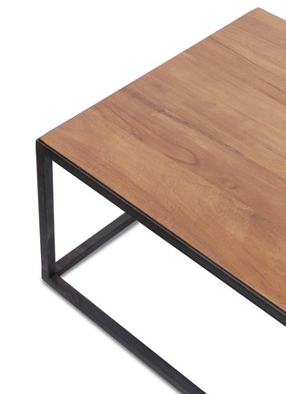 Detail View - Click To Enlarge - Heerenhuis Manufactuur - Mesa coffee table