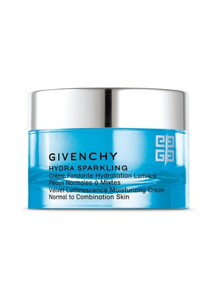 Main View - Click To Enlarge - Givenchy Beauty - Hydra Sparkling Velvet Moisturizing Cream 50ml