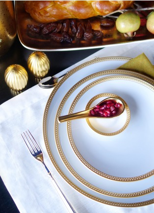 - L'Objet - Chinese spoon - Gold