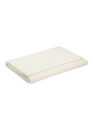 Main View - Click To Enlarge - LANE CRAWFORD - Cashmere throw – Off-White