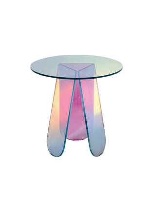 Main View - Click To Enlarge - GLAS ITALIA - Shimmer table