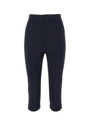 Main View - Click To Enlarge - 74060 - 'Le Corsaire' high waist cropped suiting pants